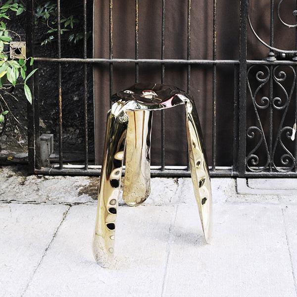 Swell Zieta Plopp Kitchen Gold Z 295 Sh650Mm Inzonedesignstudio Interior Chair Design Inzonedesignstudiocom